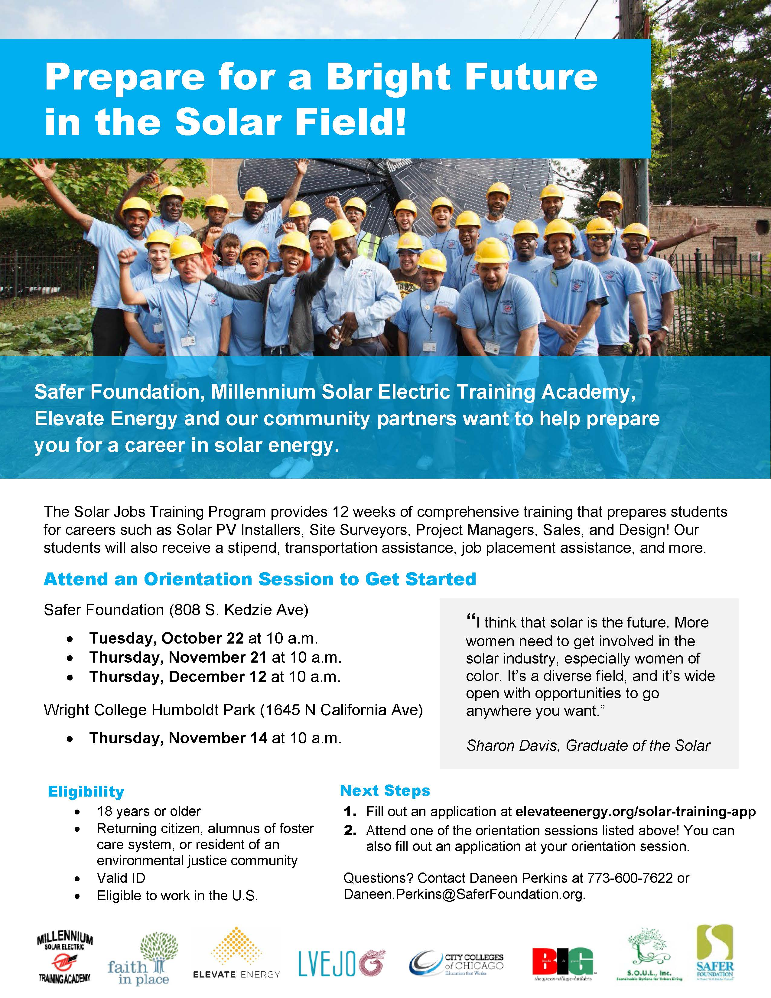 Solar Recruitment Flyer Event 9 25 1