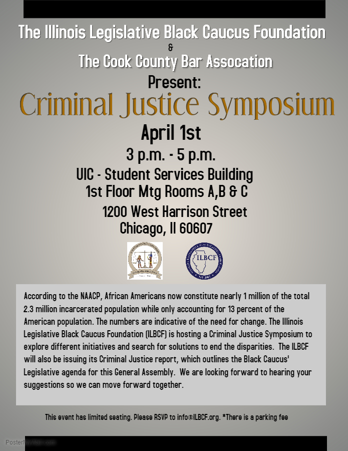 criminal justice symposium april 1st