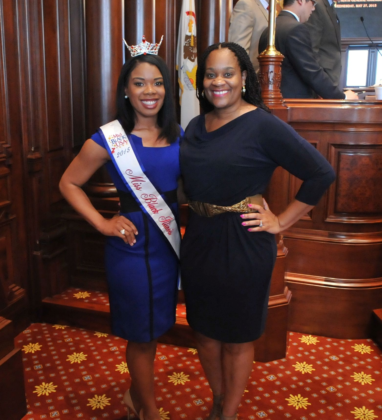 miss black usa 2015 May 2016  Kade Henderson, Miss Black New York USA 2015 and the pageant's curator for  the Connecticut division says she is extremely excited and .